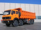 Самосвал North Benz 8x4 ND3138K